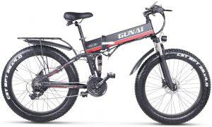 fat-bike-elettrica-pieghevole-gunai-1000w