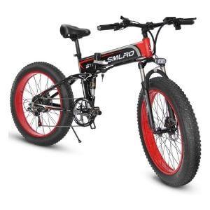 fat-bike-elettrica-pieghevole-shengmilo