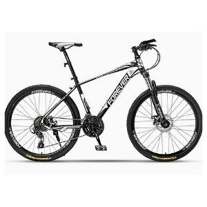 bici-mountain-bike-26-pollici-bnkml-forever-bianco-nero