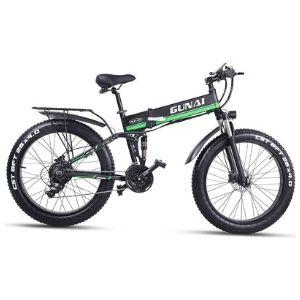fat-bike-1000w-gunai-verde