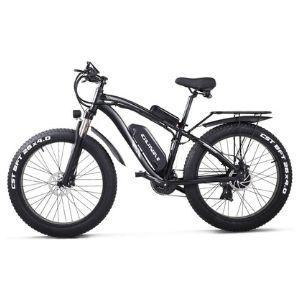 fat-bike-26-pollici-gunai-nera