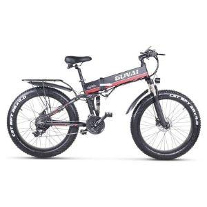 fat-bike-26-pollici-gunai-rossa